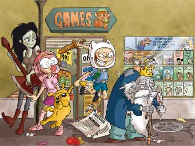 real life adventure time by mariods d5kzc2c fullview
